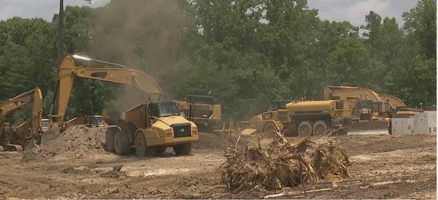 Construction workers needed in Piedmont