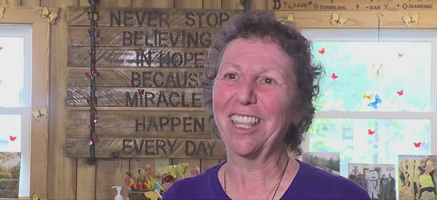 'We just decided it was not going to beat us': Guilford County woman opens store after cancer recovery