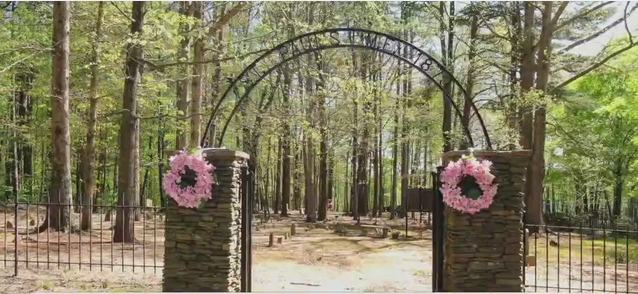 Note discovered at Kernersville cemetery helps reveal history of man believed to be buried in unmarked grave