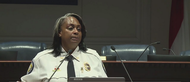 Winston-Salem police chief calls on community to help officers curb gun violence