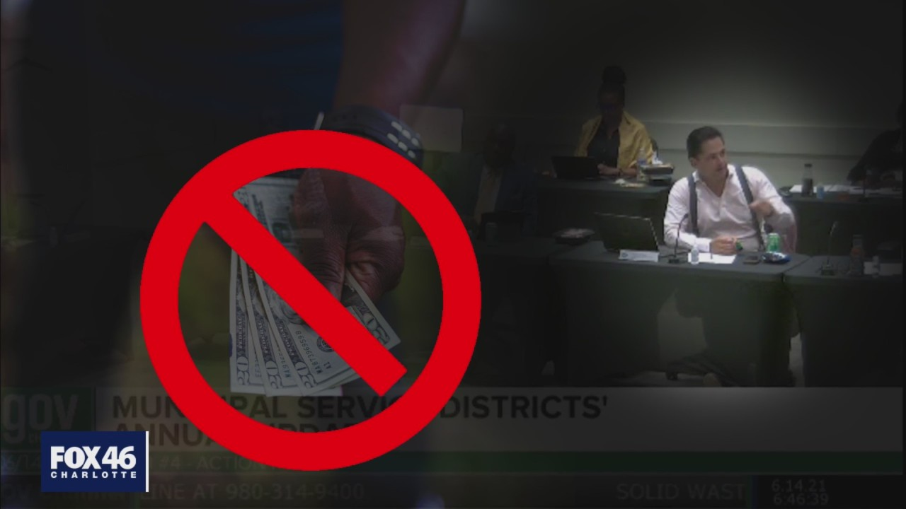 NC councilman raises eyebrows after suggesting to arrest people who give money to the homeless