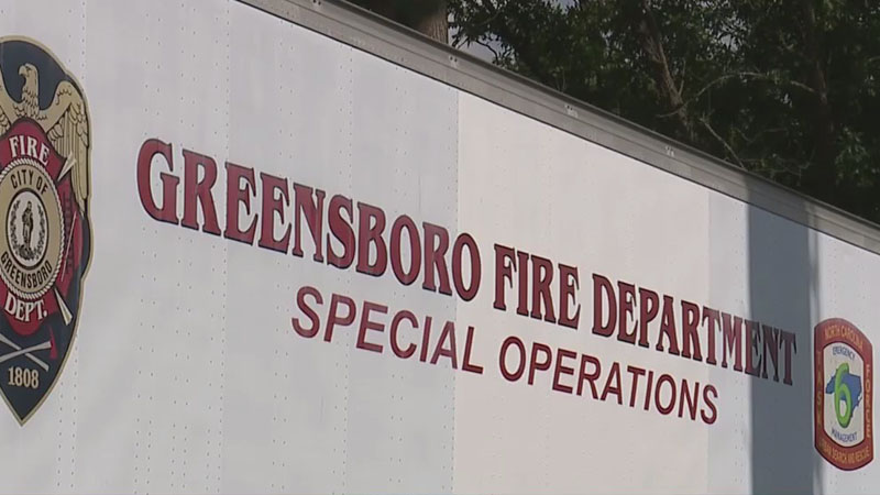 After the deadly Florida condo collapse, see how the Greensboro Fire Department is prepared for structure collapses