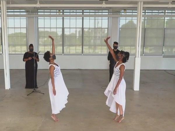 ArtsGreensboro celebrates the power of art through song, video