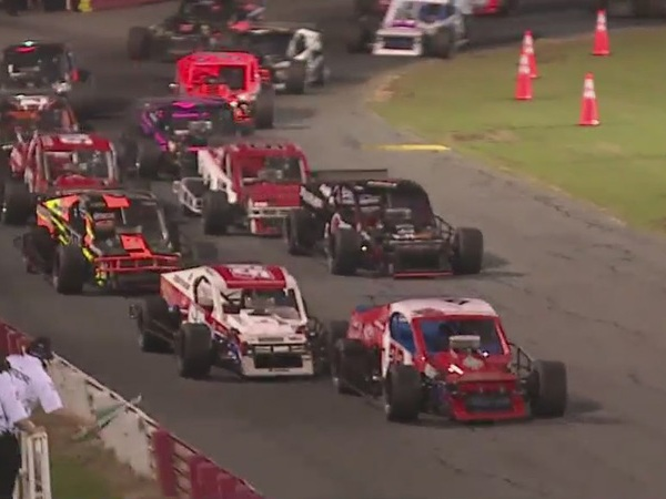 'This is the place we want to race': Racing returns to Bowman Gray Stadium