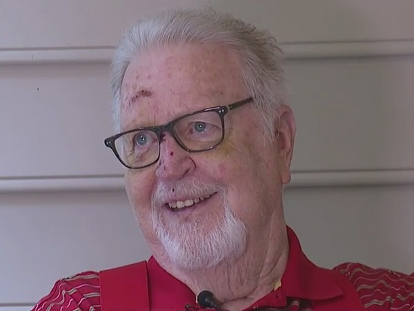 Summerfield man credits Apple Watch feature with saving his life