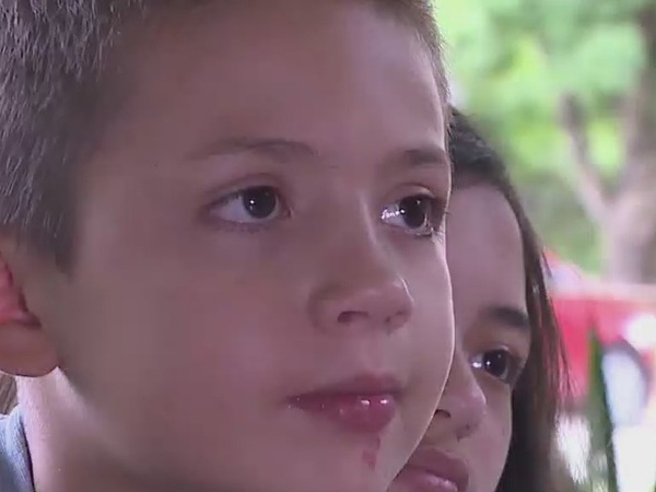 8-year-old saved by stranger after he nearly drowned in High Rock Lake