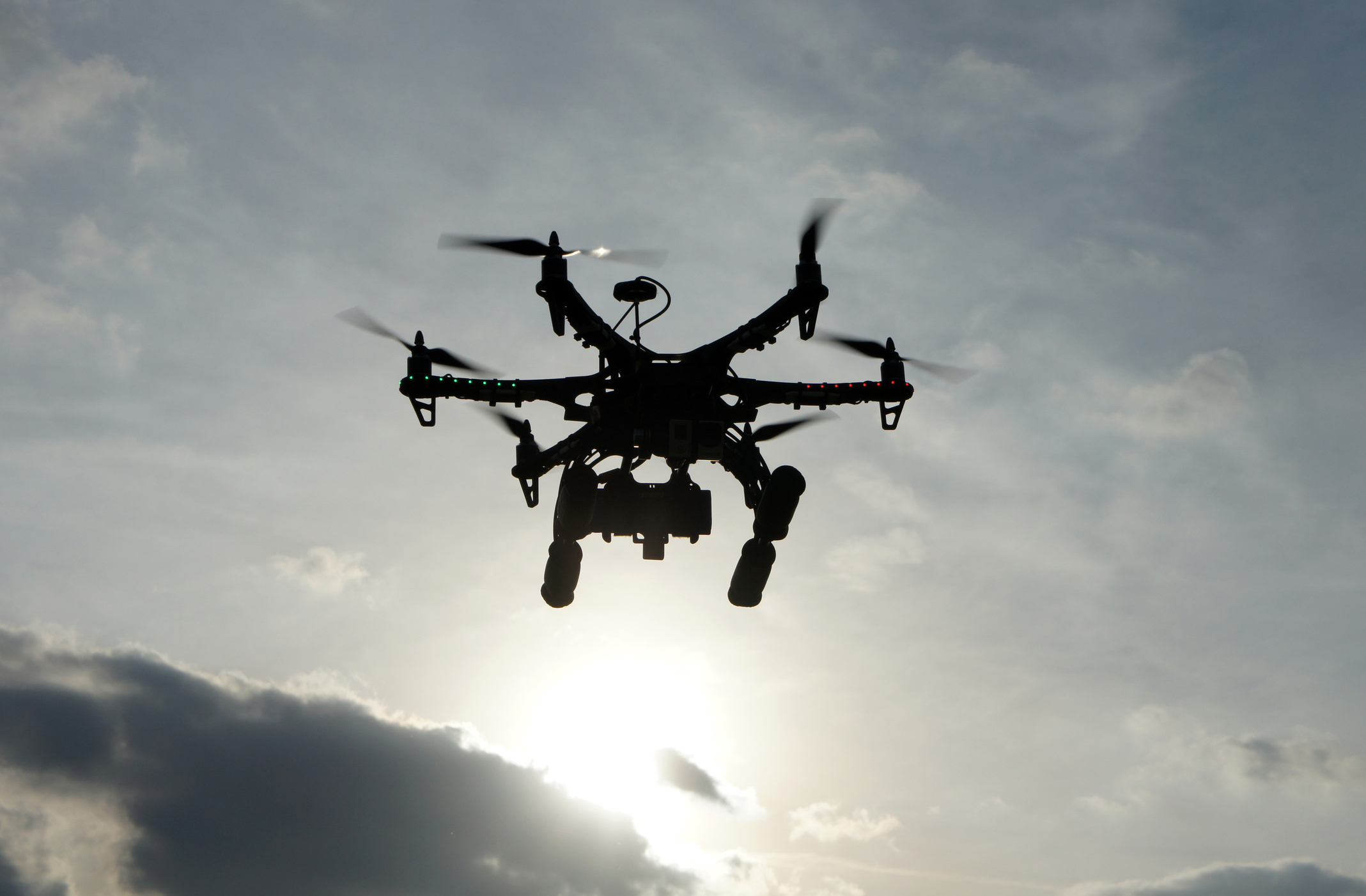 Drone stock image. (Getty Images)