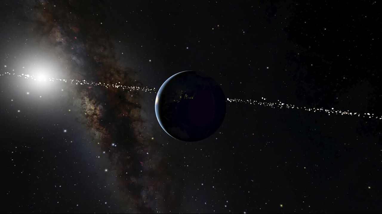Are we being watched? Study finds many stars with prime view of Earth