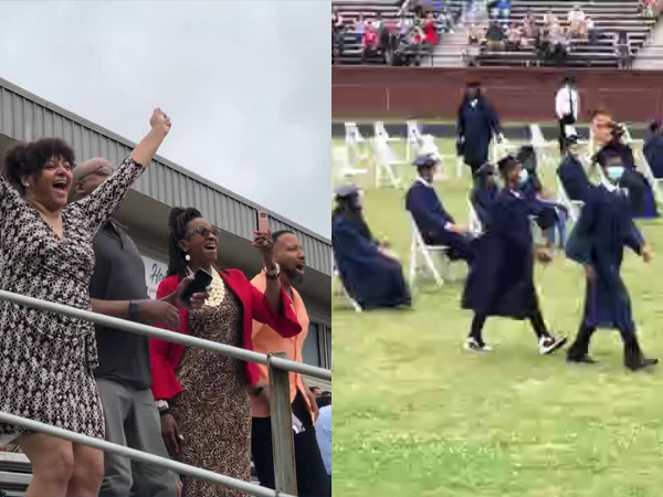 Family celebrates as Burlington teen graduates from high school 5 years after heart transplant