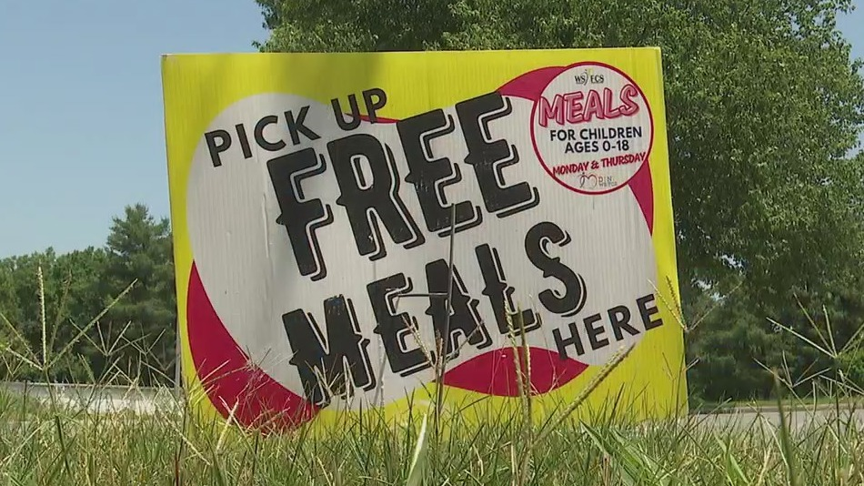 Winston-Salem/Forsyth County Schools to offer free meals to kids in need all summer