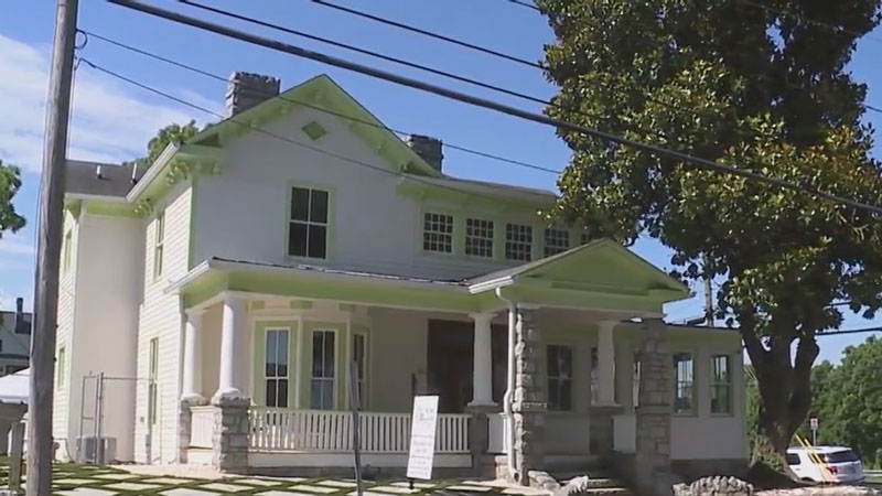 Historical Magnolia House in Greensboro set to open as bed and breakfast in the fall