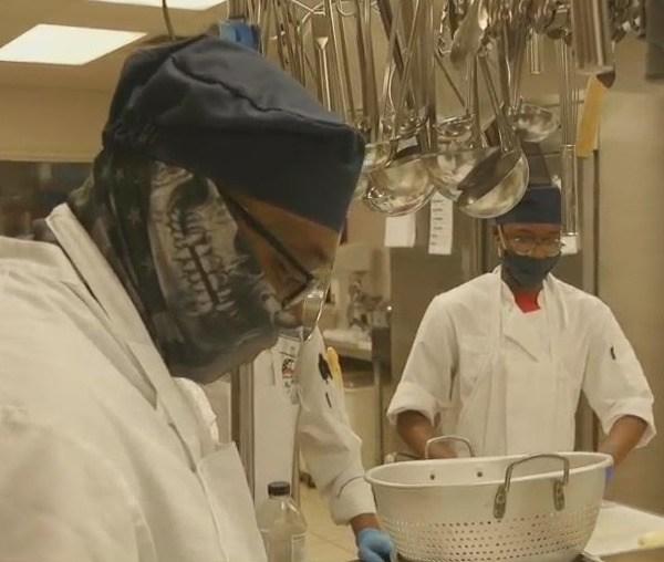 Winston-Salem culinary training program adds 'trauma resiliency' to the menu