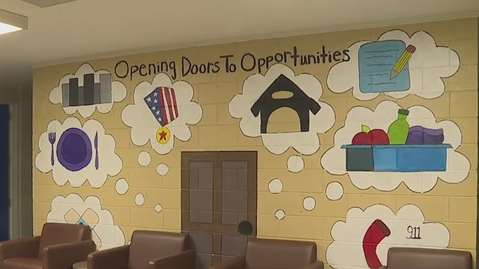 Open Door Ministries aims to bring 'food, housing, healing and hope' to High Point