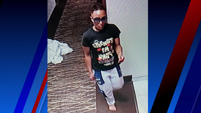 A person of interest in a stabbing that happened Wednesday in Archdale