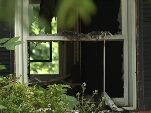King home damaged in deadly explosion