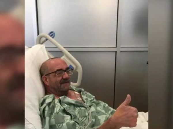 Davidson County man says people that performed CPR at local barbecue restaurant saved his life
