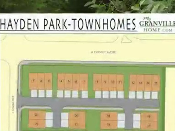 Rezoning request approved for proposed townhomes along West Friendly Avenue in Greensboro