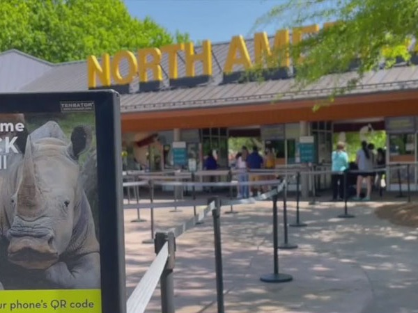 Staffing shortages impacting some attractions at the North Carolina Zoo