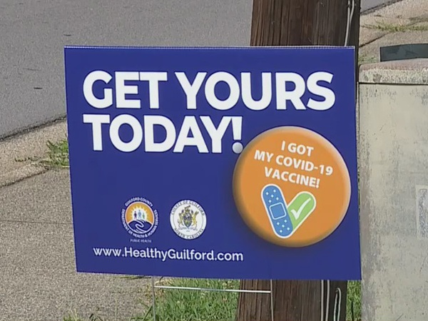 Triad health leaders push to get more people vaccinated as cases rise