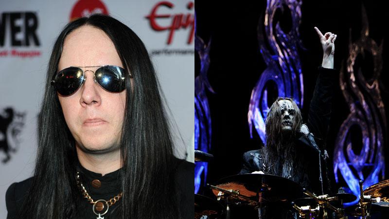 Joey Jordison (Frazer Harrison/Lisa Maree Williams/Getty Images)