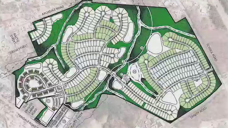 City of Archdale approves one of the largest developments in the city's history