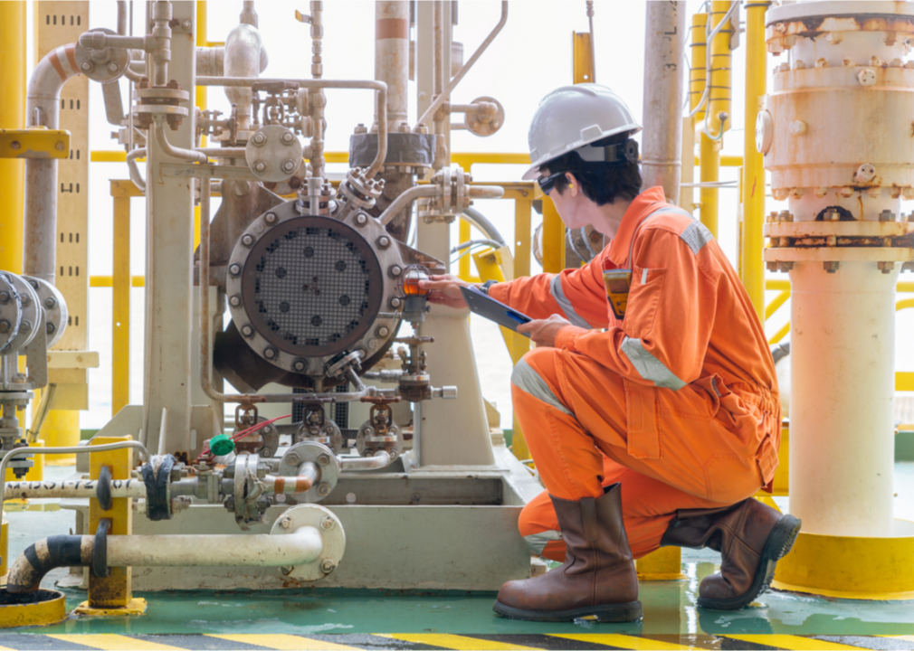 Oil and Gas Photographer // Shutterstock