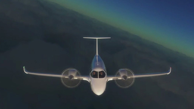 Jet It leading the charge in developing electric planes
