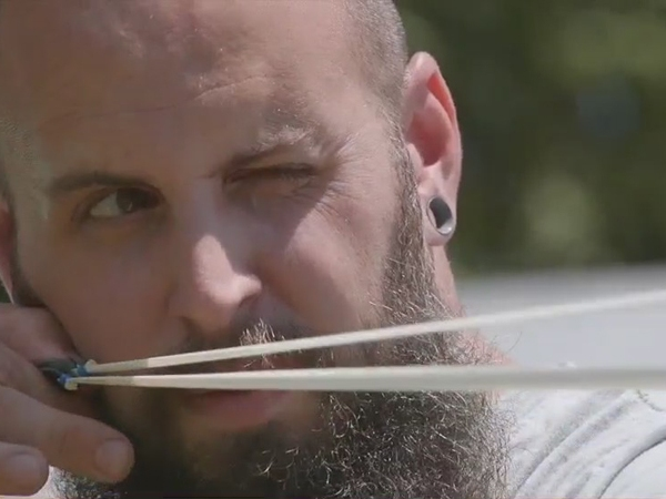 Patrick County man carries on grandfather's legacy of making handmade slingshots