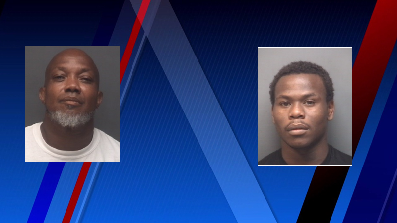 Anthony Terrell Boyd (left), Joseph Lacy Gause (right)