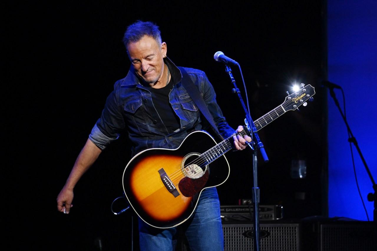 Bruce Springsteen 'respectfully' declines having NJ rest area named for him; Sinatra, Bon Jovi, Gandolfini rest stops approved