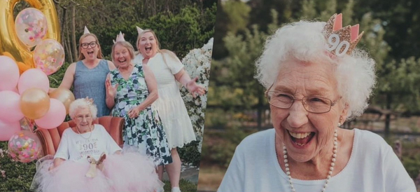 Roy's Folks: Famous grandma Martha