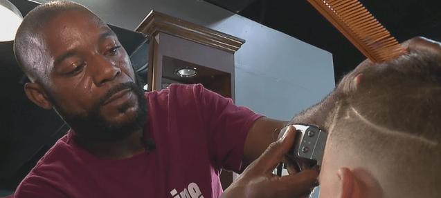 Small Business Spotlight: FreshToine Barbershop