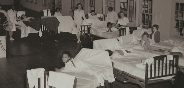 How does the COVID pandemic compare to past pandemics?