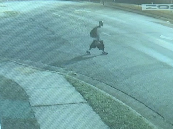 New surveillance video shows moments before man was hit, critically injured in Greensboro hit-and-run