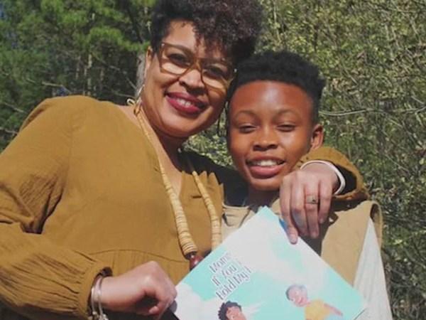 Triad fifth grader writes book on 'Black Boy Joy'