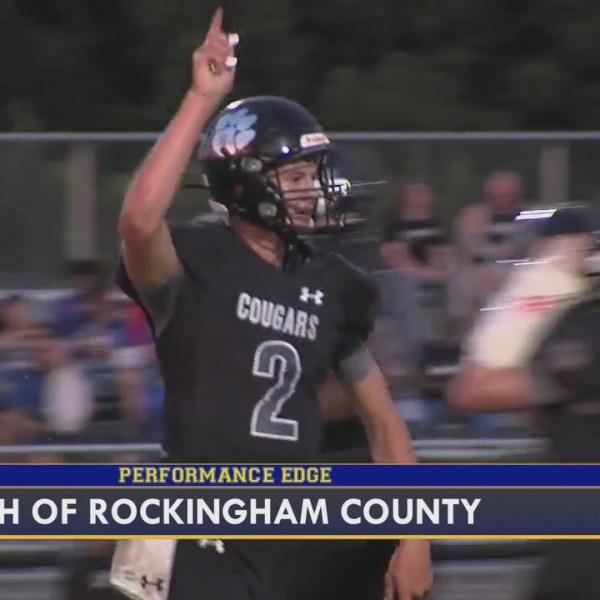 FOX8 Frenzy Performance Edge: Rockingham County High quarterback Luke Smith
