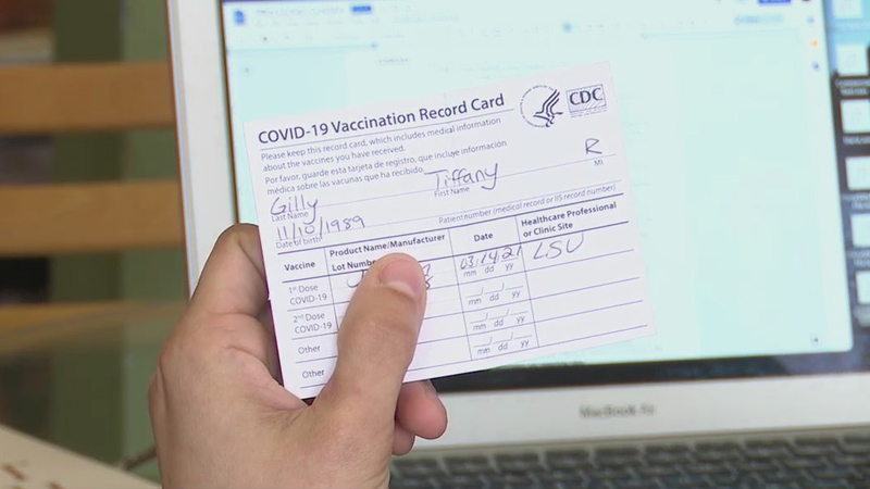 Some Triad businesses asking for proof of vaccination as COVID cases climb