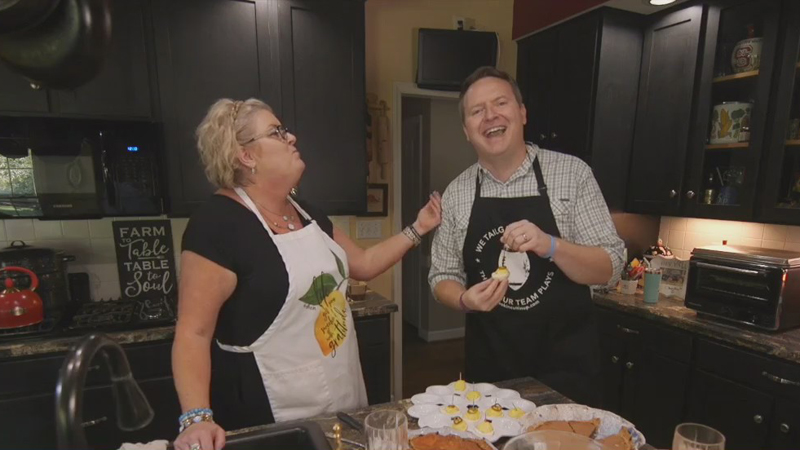 Guilford County woman serving up great Southern food with a side of laughter