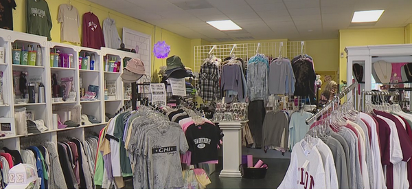 Store owner creates custom apparel with help from Elon students; most clothing is geared towards sororities, fraternities