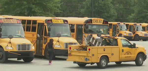 Triad bus drivers face challenges as districts see critical bus shortages