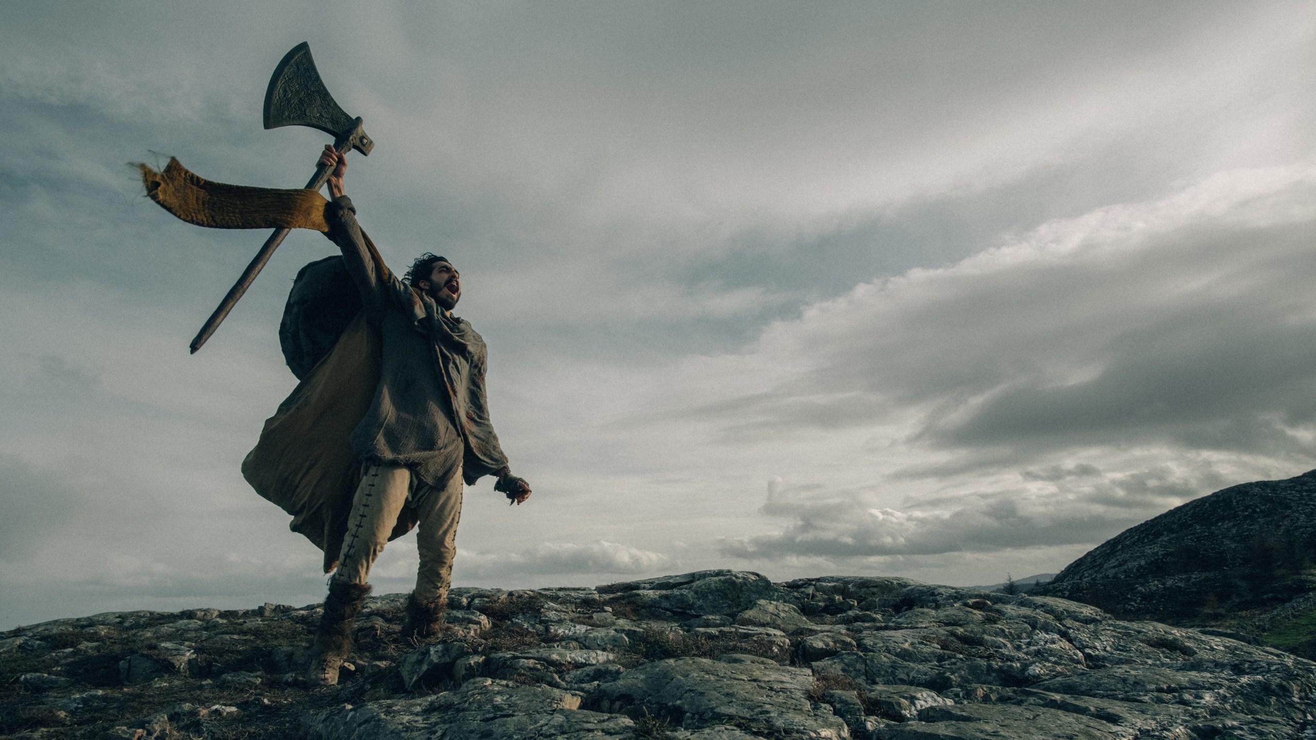 Dev Patel as Sir Gawain in The Green Knight (A24)