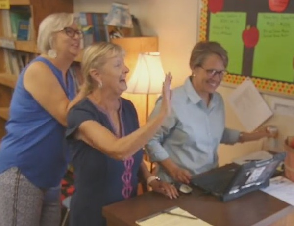Former Stokes County teachers launch 'Teacher's Market'; 'This is the heart of a teacher'