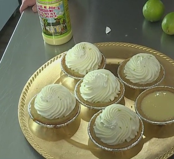 Key Lime Tartlets at Cupcake Cuties in Wallburg!