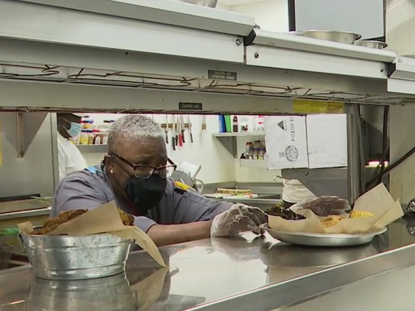 Winston-Salem restaurant that opened as dream becomes popular spot because of community support