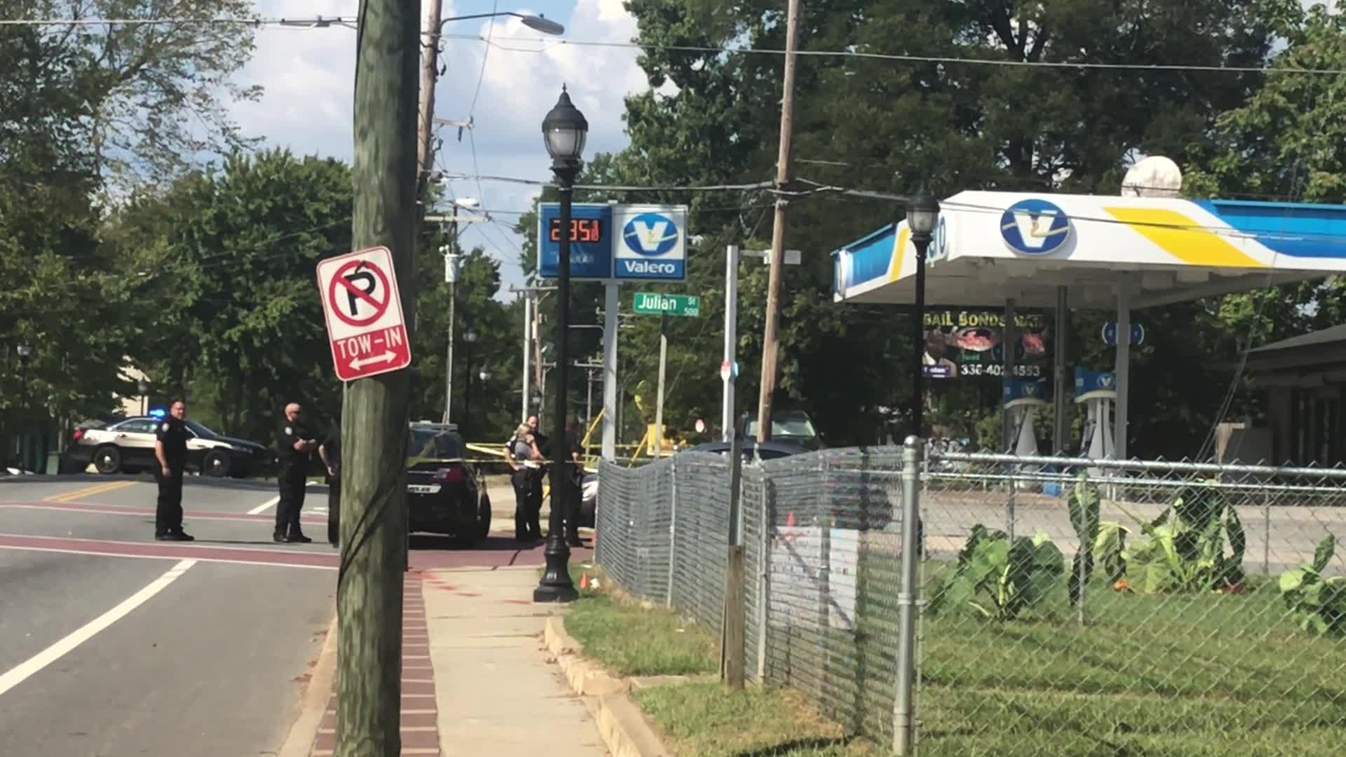 Greensboro police investigating 2 separate shootings over weekend; 2 people in hospital