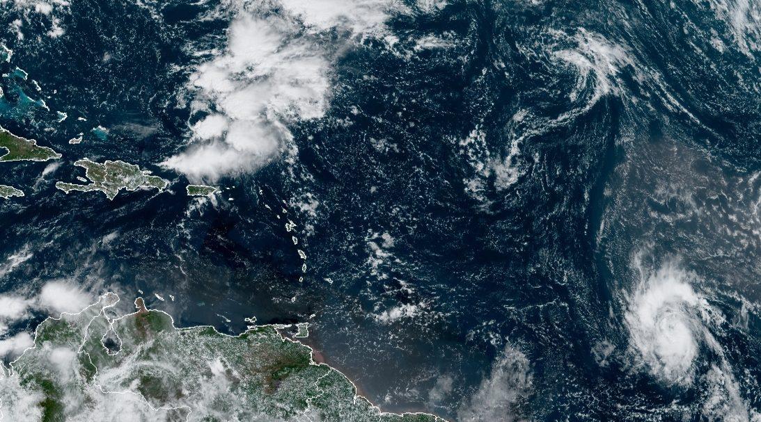 Tropical Storm Sam (NHS)