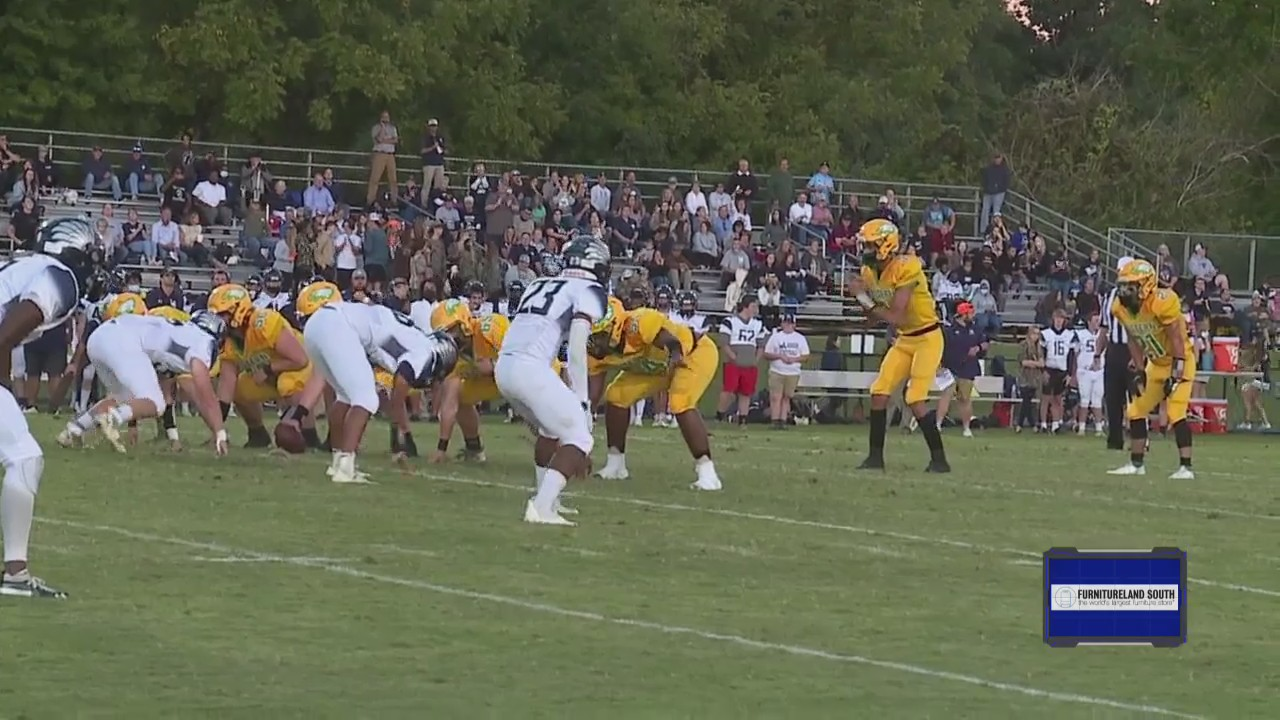 Highlights from Week 6 of the FOX8 Friday Football Frenzy