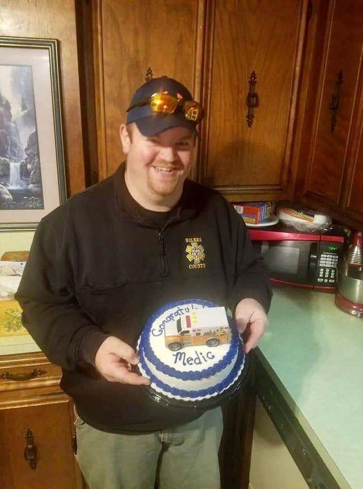 John Thomas Ring, courtesy of the Wilkes County EMS