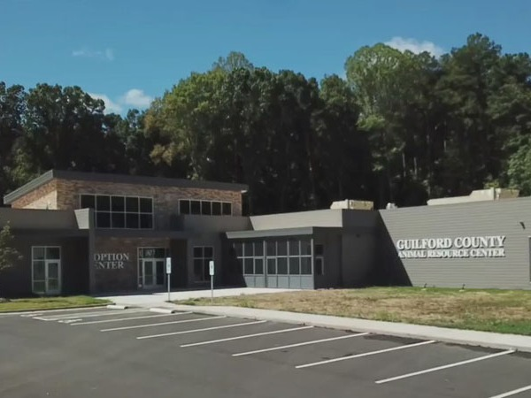 Guilford County set to open replacement for animal shelter: Why it offers so much more!