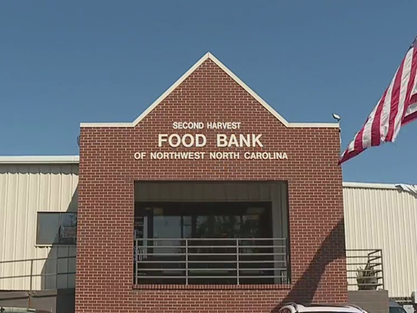 Second Harvest Food Bank of Northwest North Carolina helping fight food insecurity